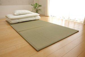 ikehiko japanese rush grass tatami mat