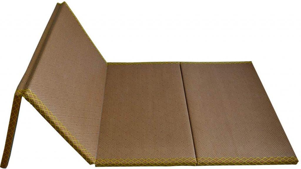Mustmat tatami mat rattan quad fold